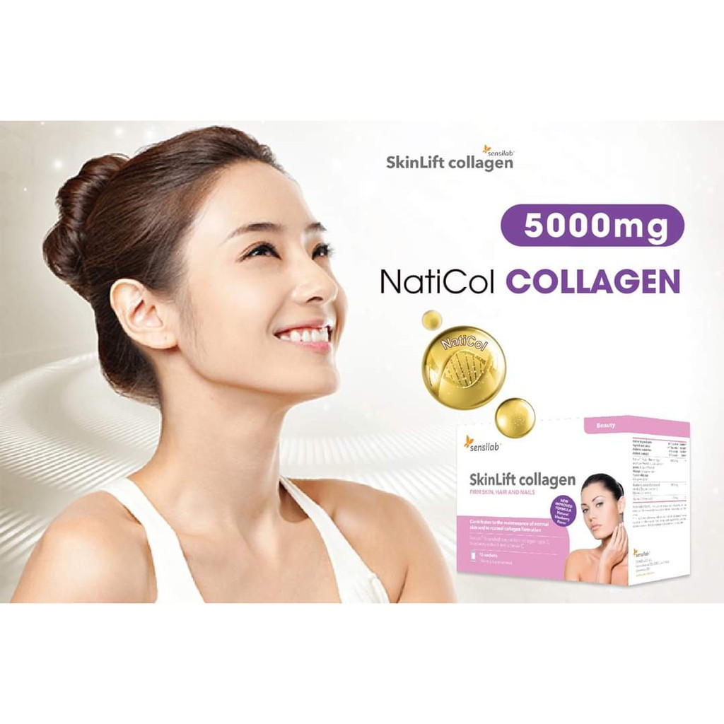cherry spa công dụng Skinlift Collagen